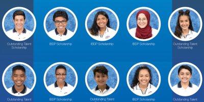 2019 AFEF Scholarship Recipients
